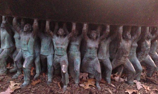 UNC Police: No Vandalism of Unsung Founders Memorial Despite Videos of Confederate Flaggers