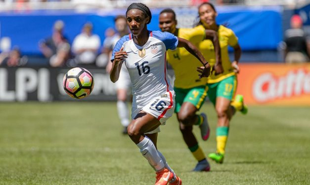 Crystal Dunn, Lucy Bronze Each Rated Among Top 10 Performers at 2019 FIFA Women's World Cup