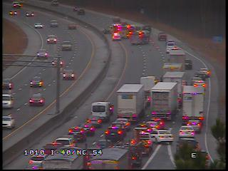 I-40 East Lanes Reopen After Friday Morning Wreck - Chapelboro com