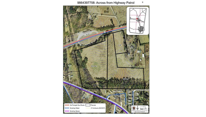 Orange County Approves Acquisition of Property for Future