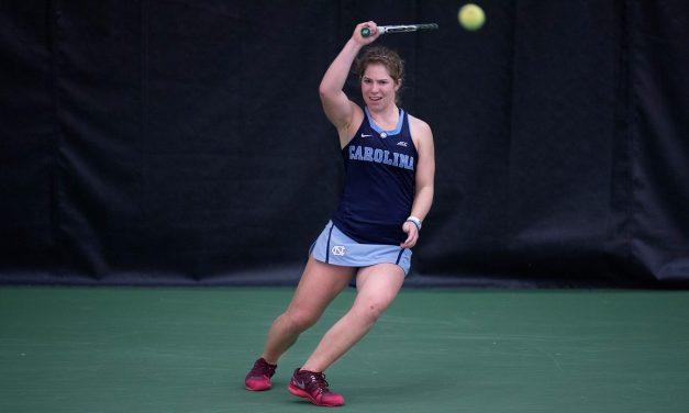 Women's Tennis: No. 2 UNC Blanks No. 3 Duke to Advance to ITA National Indoor Tournament Championship Match