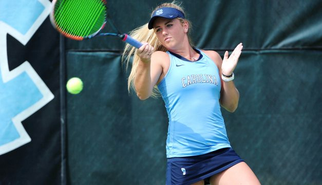 Women's Tennis: 3 UNC Players Ranked in Preseason Top 10