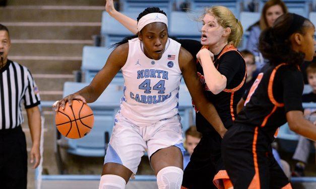 Women's Basketball: Bailey, Kea Lead UNC to Convincing Win Over Boston College
