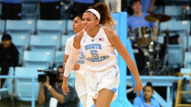Stephanie Watts Returns to UNC Women's Basketball for Final Year of Eligibility