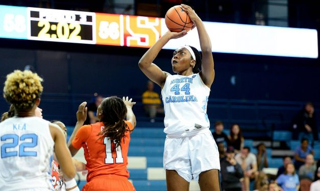 UNC Earns No. 9 Seed for NCAA Women's Basketball Tournament