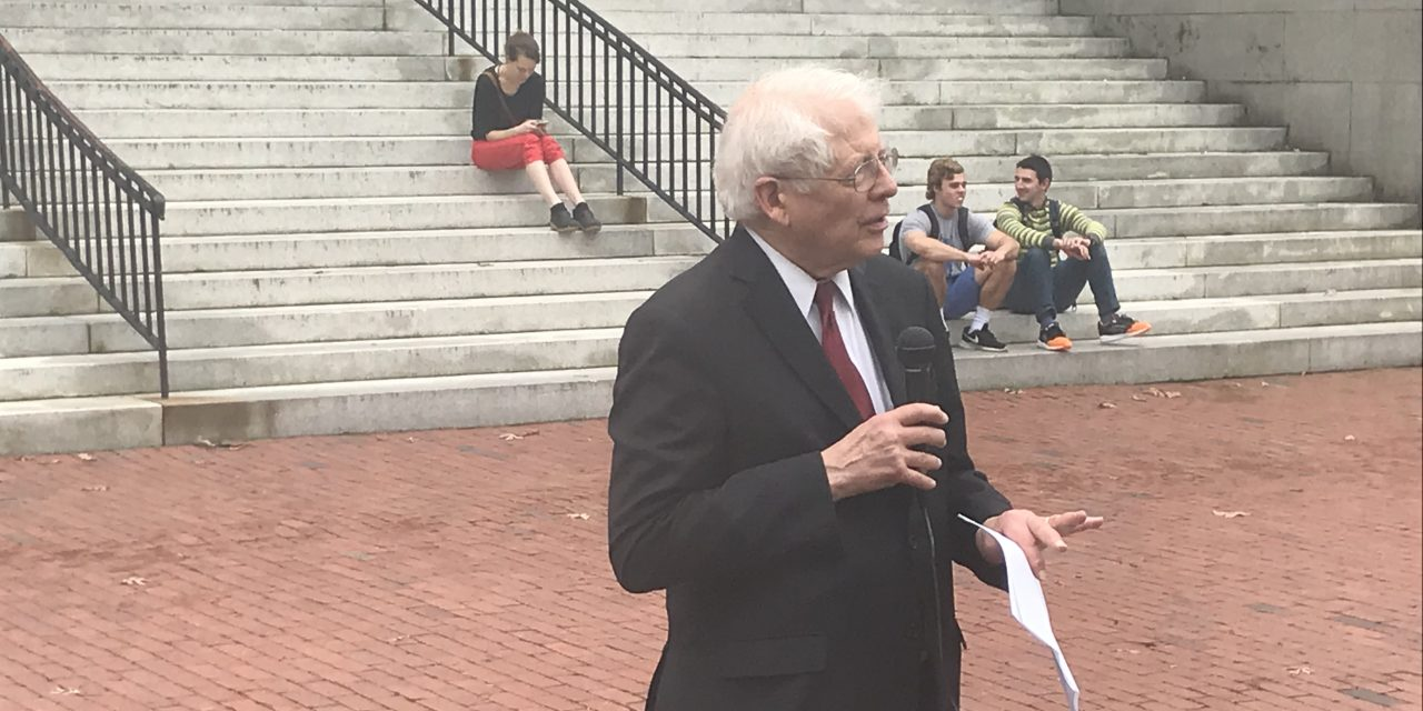 Congressman David Price Calls for Impeachment Inquiry