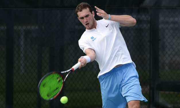 William Blumberg Named ACC Men's Tennis Player of the Year, Tar Heels Sweep Individual Awards for First Time Ever