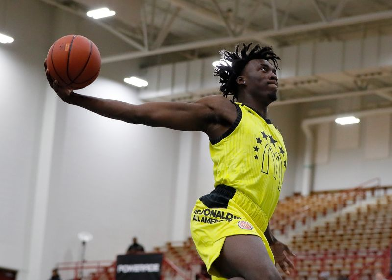 Dakota's Notebook: Can Nassir Little Live up to the Hype?