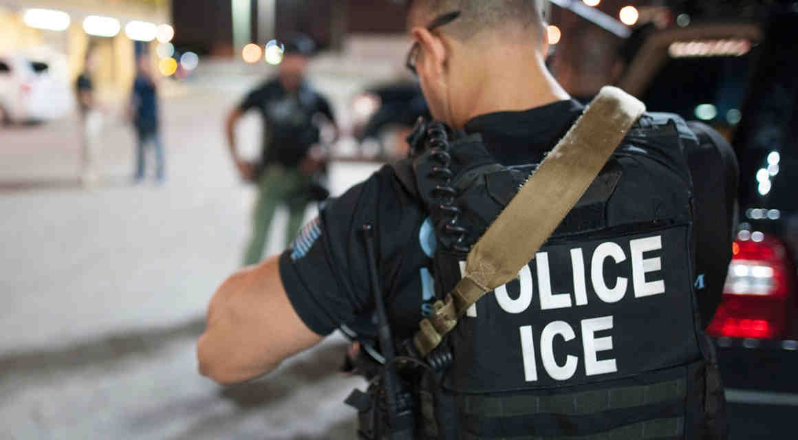 ICE Agents in North Carolina Arrest Hundreds of Immigrants