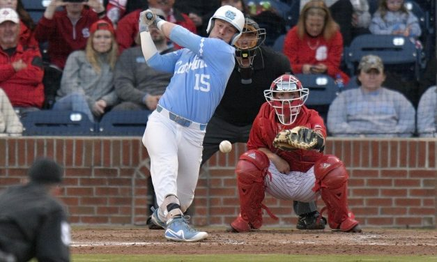 Diamond Heels Slip to No. 23 in D1Baseball Top 25