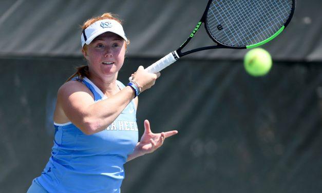 UNC Slips Past Georgia Tech to Reach ACC Women's Tennis Tournament Final