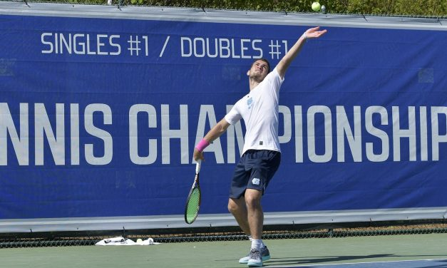 Top-Ranked Wake Forest Sweeps UNC to Win ACC Men's Tennis Championship