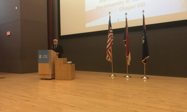 60 New US Citizens Naturalized at UNC