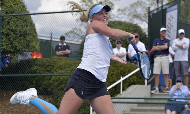 Four Tar Heels Selected to All-ACC Women's Tennis Teams
