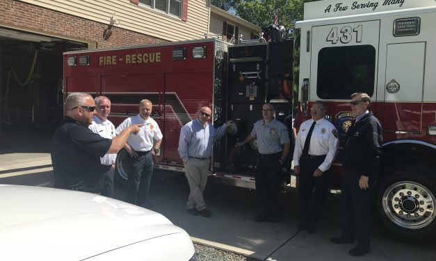 State Fire Marshal Praises Orange County for Firefighter Volunteer and Recruitment Efforts