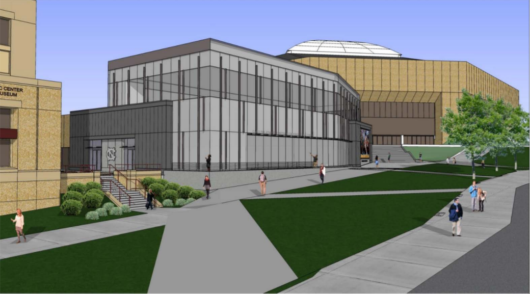 UNC Approves New Production Center for ACC Network
