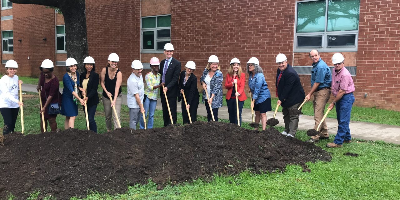 Community Celebrates Chapel Hill High School Groundbreaking
