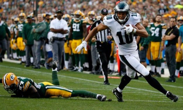 Miami Dolphins Claim Mack Hollins Off Waivers