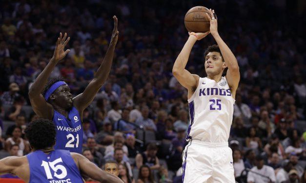 Dallas Mavericks Trade Harrison Barnes to Sacramento Kings for Justin Jackson