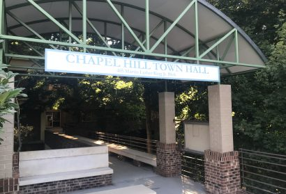 Chapel Hill's Public Housing Plan: Improve Existing Units