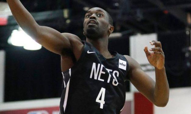 Theo Pinson Named to Midseason All-NBA G-League East Team