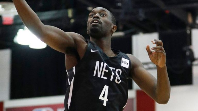 brand new c3314 677eb Theo Pinson Lights Up the Scoreboard for G-League's Long ...