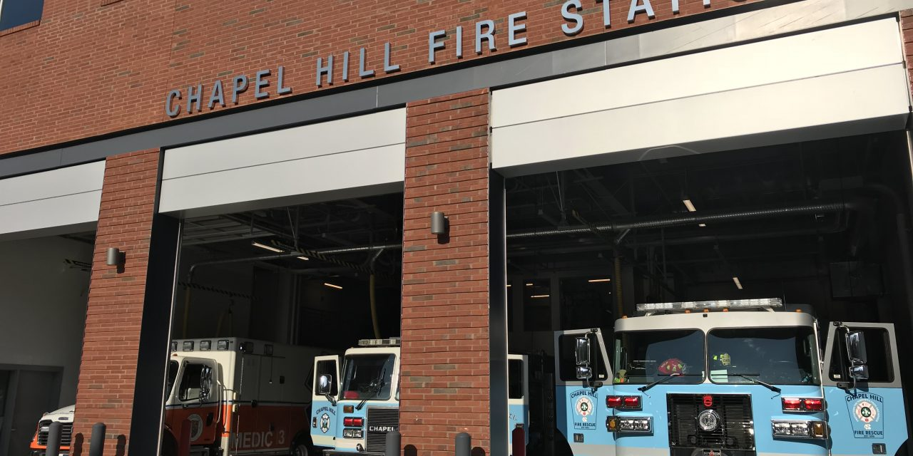 Town of Chapel Hill Encourages Space Heater Safety