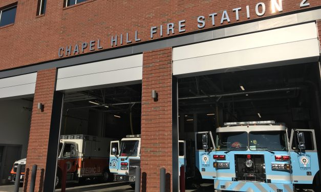 Chapel Hill's Fire and Rescue Community Mourn Member Lost to Cancer