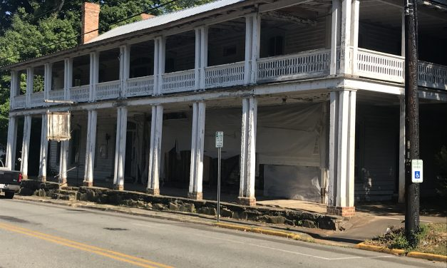 Hillsborough Looking to Fall Discussions for Colonial Inn Restoration