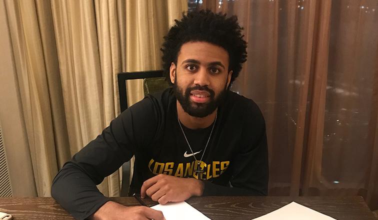 Los Angeles Lakers Sign Joel Berry II - Chapelboro.com d50d50abc