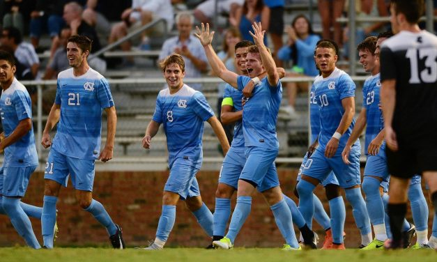 UNC Men's Soccer Earns Top-Four Seed, Bye in ACC Tournament