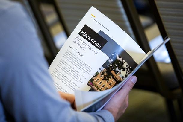 UNC, Triangle Universities Celebrate Blackstone Entrepreneurship Network Successes