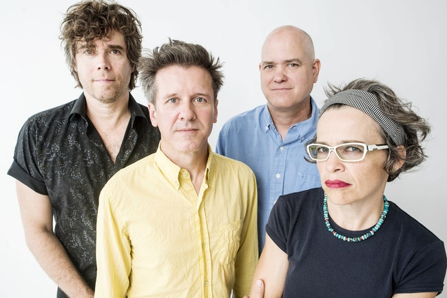 Superchunk Participating in #iVoted Concerts