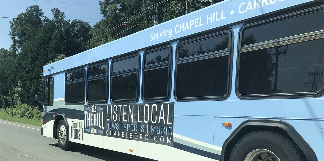 Chapel Hill Updates North-South Rapid Bus Transit Locally Preferred Alternative