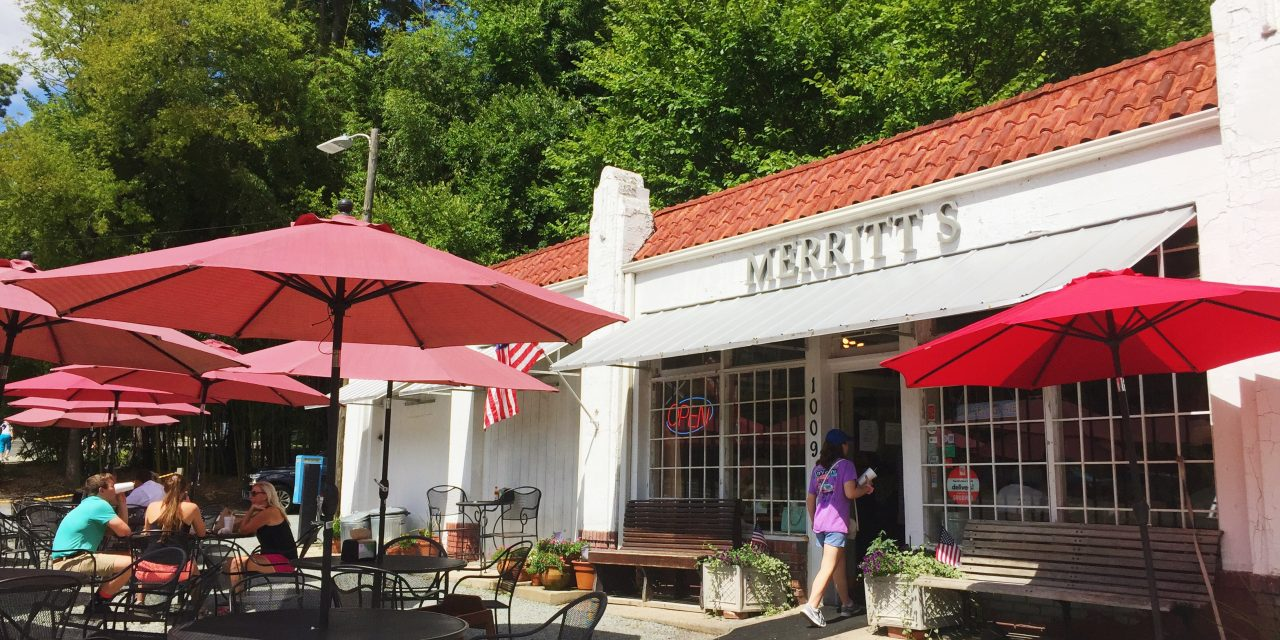 This is Tourism: Merritt's Grill