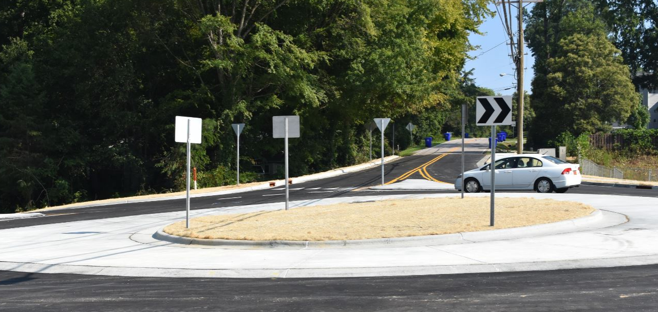 South Greensboro Street Officially Open Once Again in Carrboro