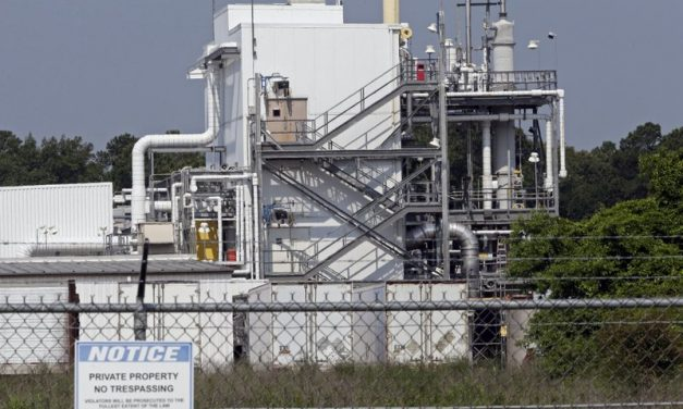 Consent Order Would Make Chemours Plant Reduce Emissions