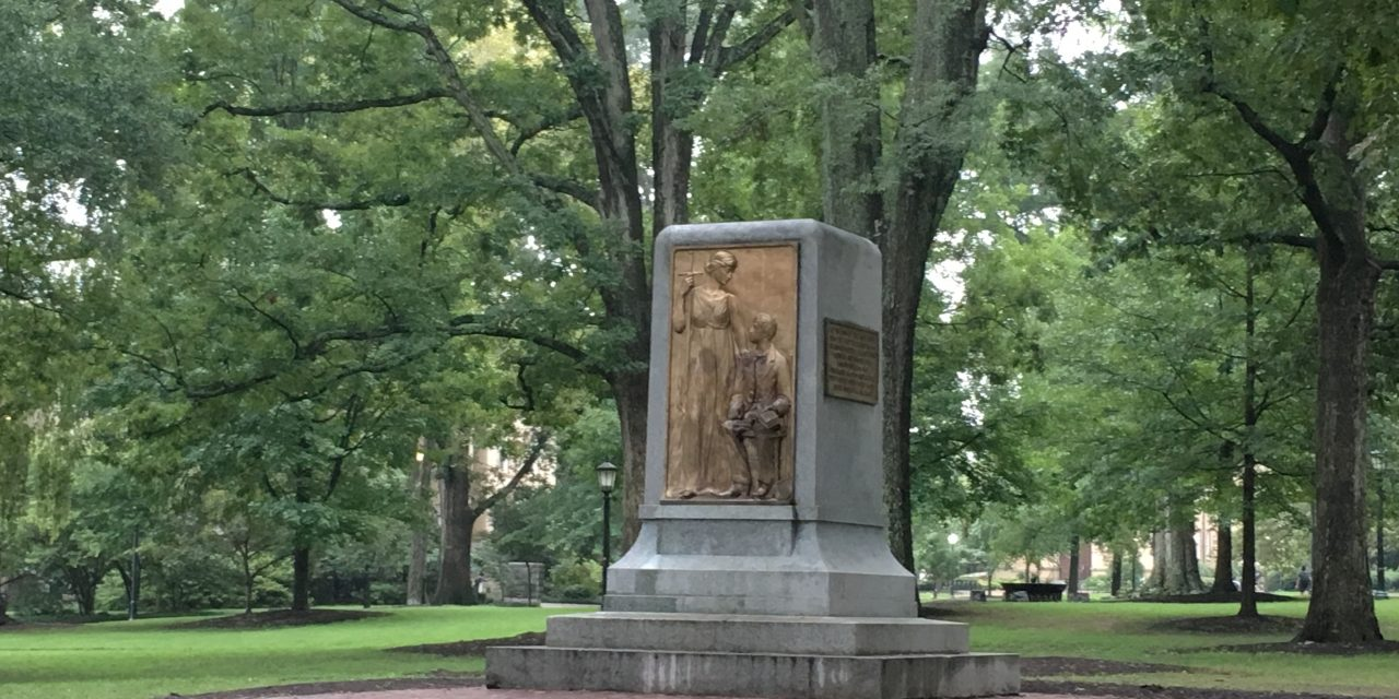 Some Grades Withheld Amid Silent Sam Protest