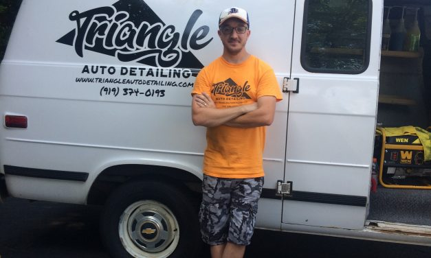 Tu for Two: Triangle Auto Detailing