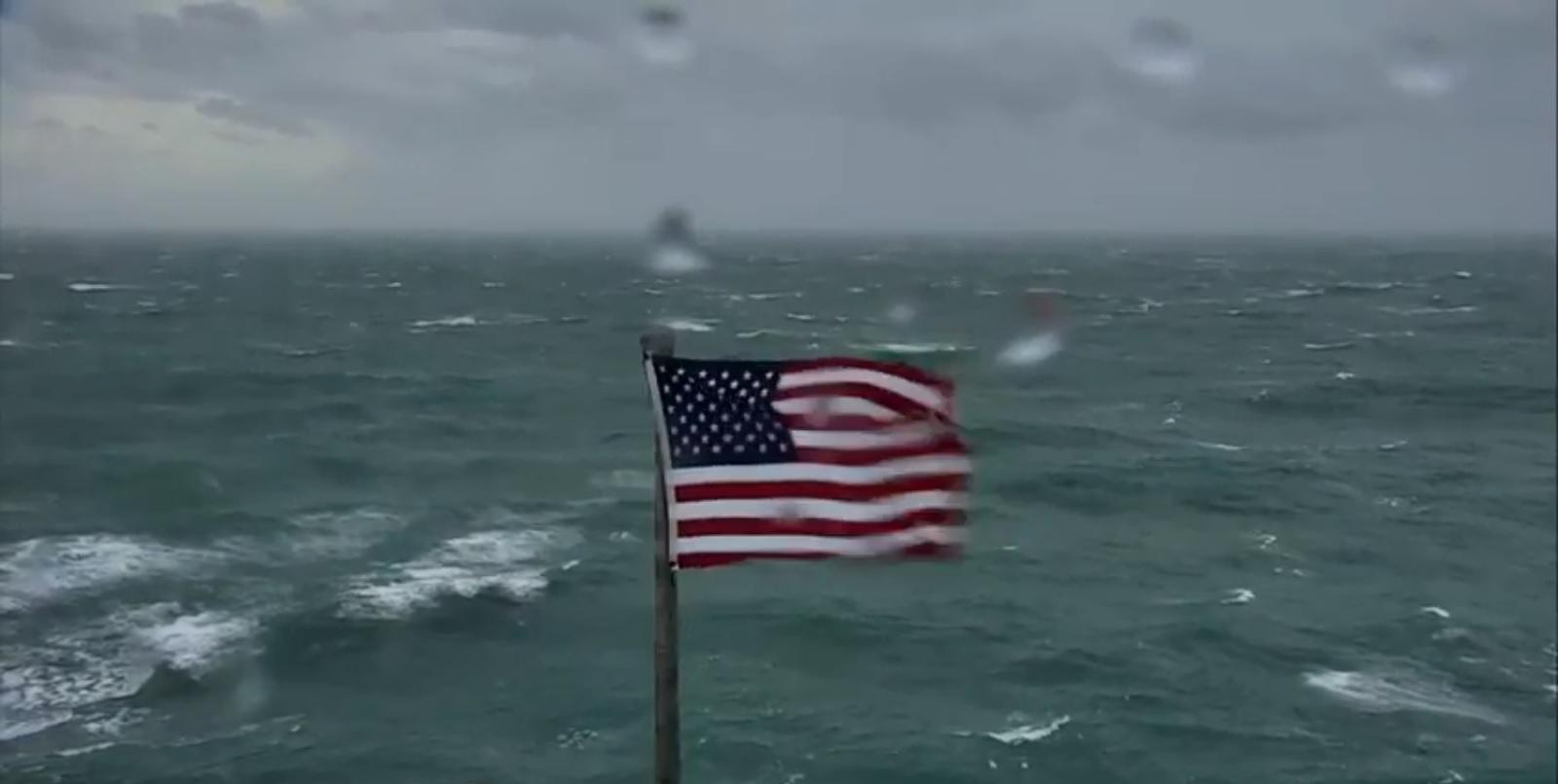 3 Live Cameras Show Hurricane Florence S Approach