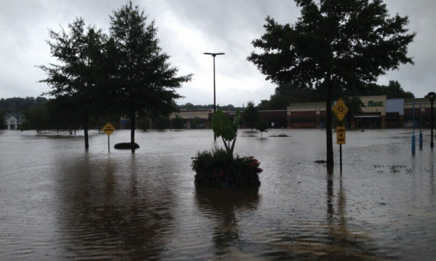 Flood Watch in Effect as Isaias Passes Through North Carolina