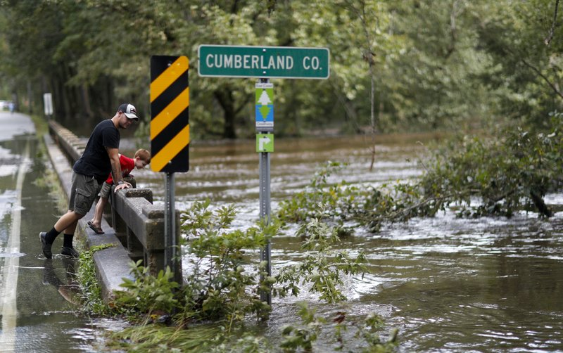Hurricane Florence's Death Toll Rises to 41