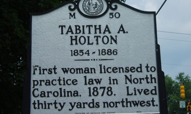 Local Lore: Tabitha Anne Holton