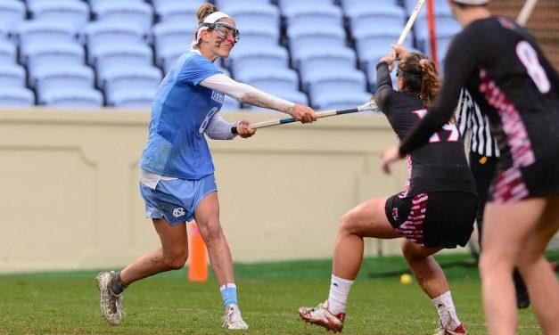 No. 3 UNC Women's Lacrosse Ekes Out 11-9 Road Victory Over No. 16 Florida