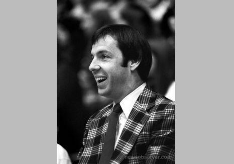 Glen Lennox Stories: Roy Williams