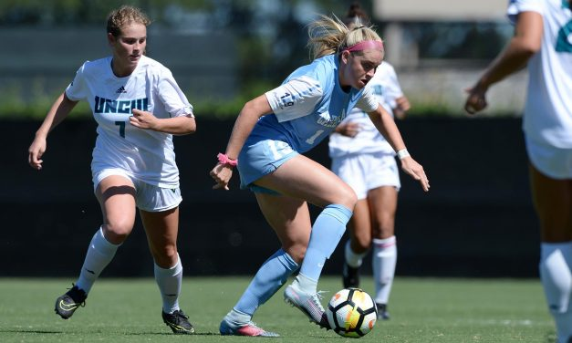 Trio of UNC Women's Soccer Players Named All-Americans by United Soccer Coaches