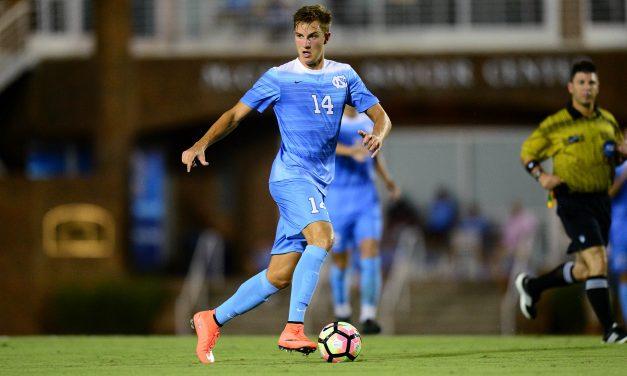 Nils Bruening, Alex Comsia Named Division I Men's Soccer Academic All-Americans