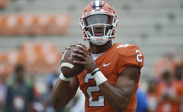 Former Clemson QB Kelly Bryant Will Transfer to Missouri, Had Considered UNC