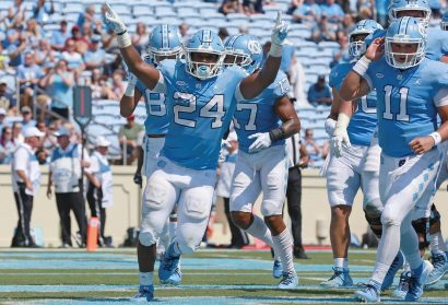 UNC 2019 Football Schedule Released by ACC