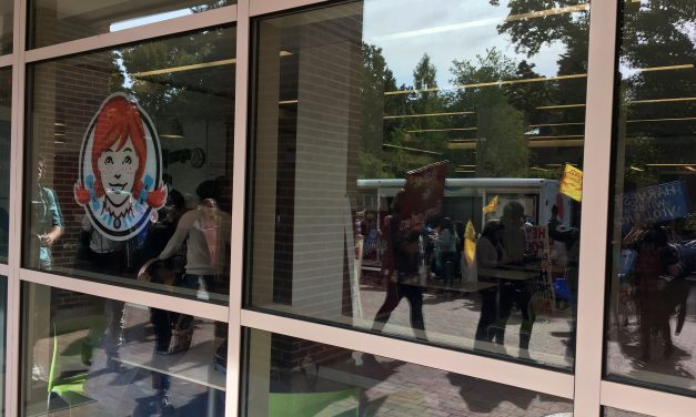 March on UNC Wendy's Protests Treatment of Farmworkers